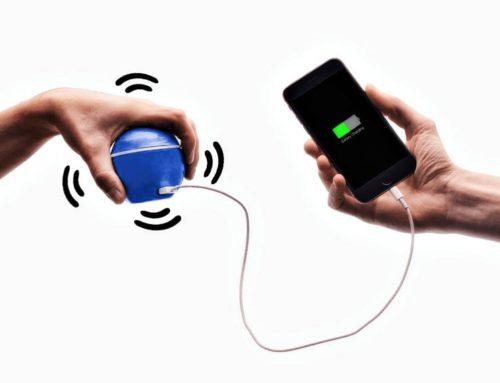 HandEnergy, el cargador de bolsillo que genera energía cuando lo mueves