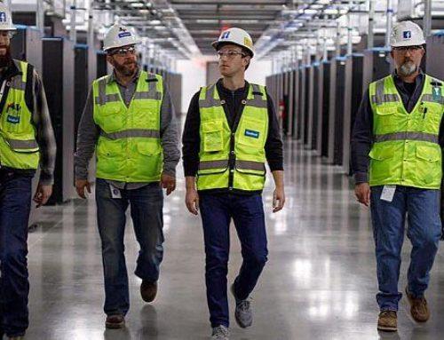 Facebook tendrá centro de datos eólico más grande del mundo