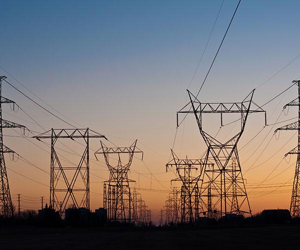 Trabajos en líneas de Transmisión de Energía de Alta tensión